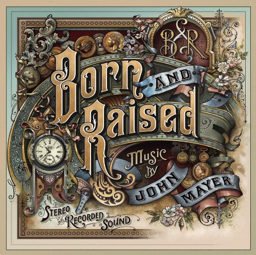 Born & Raised / John Mayer