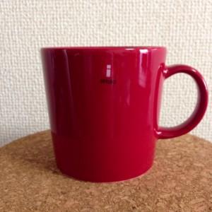 Teema / Mug 0,3 / red / Kaj Franck 1952