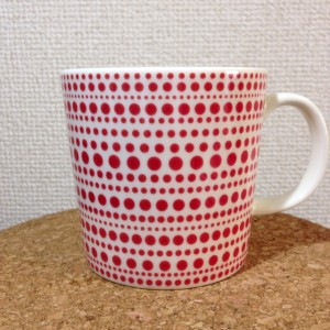 Kulku / Mug 0,3 / red