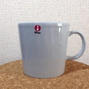 Teema / Mug 0,3 / pearl grey / Kaj Franck 1952