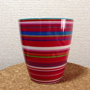 Origo / Mug 0,25 l red / Alfredo Häberli 1999