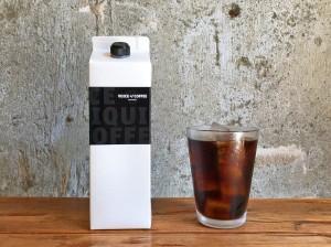 【新商品】リキッドコーヒーの販売を始めました。